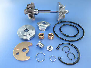 Mitsubishi Space Gear 2 5 4d56 Turbo Charger Comp Wheel Shaft Rebuild Kit