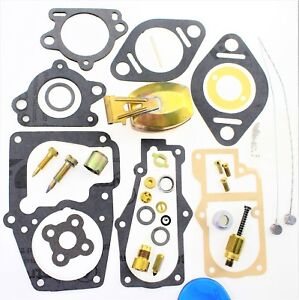 Carburetor Kit Float Fits Hyster Fork Lift Chevrolet L4 153 2 5l 4 Cylinder Zc39