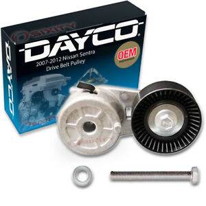 Dayco Drive Belt Pulley For 2007 2012 Nissan Sentra 2 0l L4 Tensioner Xb
