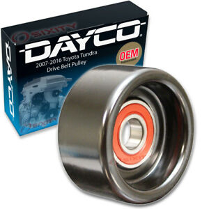 Dayco Drive Belt Tensioner Pulley For 2007 2018 Toyota Tundra 4 6l 5 7l V8 Ao