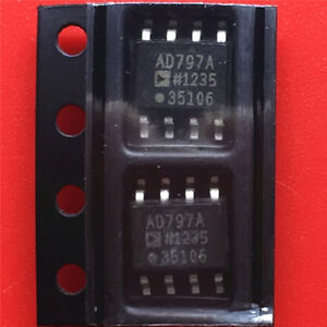 Ad797 Ad797ar Ultra Low Noise Operational Amplifier Chip New