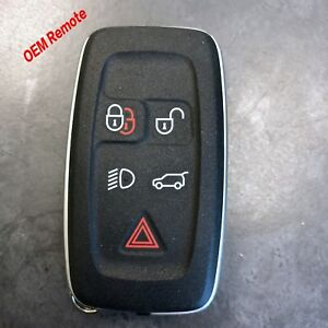 Oem Factory Remote Smart Prox Key Keyless Entry Transmitter Land Range Rover Lr4