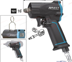 Hazet Pneumatic Impact Wrench 1 2 Drive New Hazet 9012m