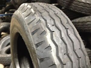2 Heavy Duty Highway Mobile Home Trailer Tires 8 14 5 14pr Lr G Low Boy