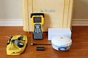 Trimble R6 Model 2 Gps Gnss Rtk Vrs Survey Receiver W Tsc2 Access 450 470mhz