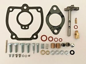 Farmall 460 560 606 660 Tractor Carburetor Repair Kit W Shaft