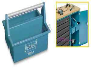 Automotive Shop Tool Tray Tote Carry Case Solvent Resistant Hazet New