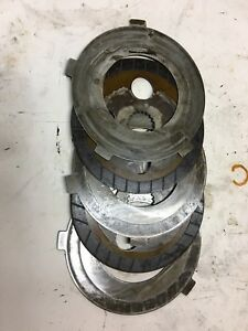 John Deere Gator 6 X 4 2 X 4 Brake Disc One Side Used