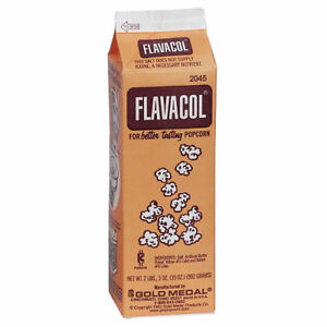 Gold Medal Flavacol Seasoning Salt Packed 2 Lbs 3 Oz Cartons 6 Pk