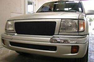 Grillcraft Toy1940b Mx Series Grille Upper Insert Fits 98 00 Tacoma