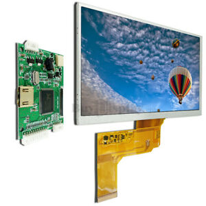 Raspberry Pi 7 Inch Tft Lcd Display W hdmi Driver controller Board 800x480