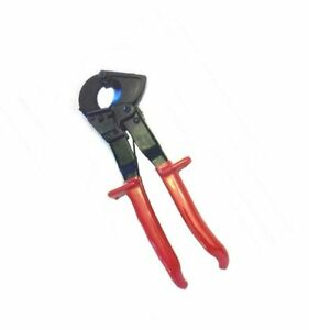 Kwiktool Usa Wire Cutters Ktrc11 Ratcheting Cable Cutter 11 inch