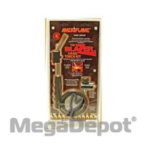 Uniweld Ht7 Ameriflame Hand Torch Kit For Soldering Brazing