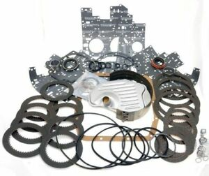 4r70w Deluxe Rebuild Kit Transtec Dp2478 w filter Band And 2 Bushings 2004