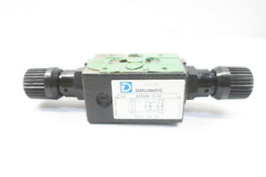 New Duplomatic Ers4m d 40 Hydraulic Flow Control Valve
