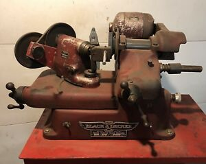 Black Decker 5 8 Super Service Valve Refacer Type Nw On Metal Stand