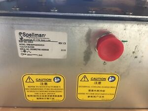 New Spellman X4314 High Voltage Generator X ray Power Supply Xrb160pn200 407580