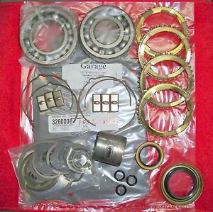 Ford Top Loader 4 Speed Transmission Rebuild Kit 1964 1973
