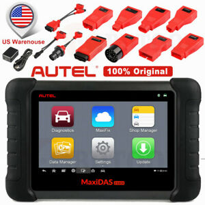 Autel Ds808k Auto Full System Obd2 Car Fault Code Reader Diagnostic Scanner Tool