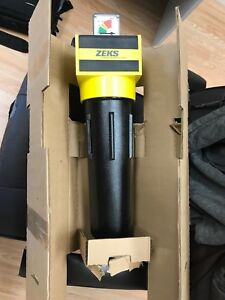 Zeks Ztf 300 Housing With E300g Element New In Box
