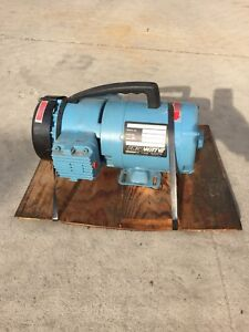 Century Electric Gh 5vb Vacuum Pump