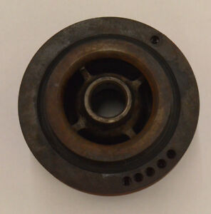 John Deere Re15018 Crankshaft Pulley Dampener 4040 4050 4055 4240 4250 4255