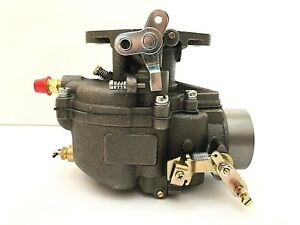 New John Deere Cast Iron 3010 3020 Tractor Carburetor Ar45161 Ar26432 Ar46798
