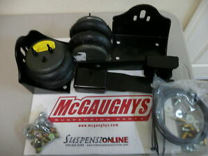 Mcgaughys Air Bag Helper Kit Chevy Gmc Truck Firestone 33033