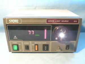 Storz 615 Endoscopy Xenon Light Source With Air