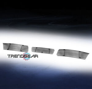 2012 2014 Toyota Camry Se Front Bumper Lower Billet Grille Grill Insert Boltover