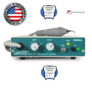 Parkell Turbopiezo Ultrasonic Scaler 110v Made In Usa 5 Year Warranty