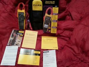 Fluke 373 True Rms Clamp Meter