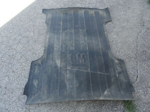 Gmc Canyon Chevy Colorado Oem Truck Box Bed Mat Liner 04 05 06 07 08 09 10 11 12