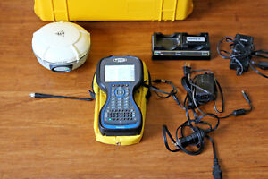 Trimble R8 Model 3 Gps Gnss Glonass Base Or Rover Receiver W ranger 3 Survey Pro