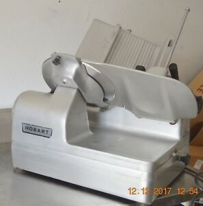 Hobart 1712 Automatic Commercial Deli Meat Slicer Free Shipping