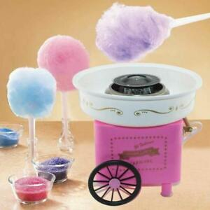 Electric Mini Sweet Cotton Candy Maker Machine Diy Sugar Candies Tools 220v New
