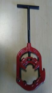 Reed H4 Hinged Pipe Cutter With Steel Cutting Wheels Rigid Toledo