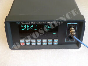 Newport 2835 c Dual Channel Optical Power Meter