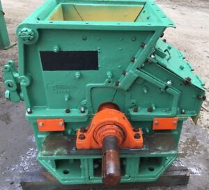 Used Jeffrey Radar Hog Hammermill Swing Pulverizer