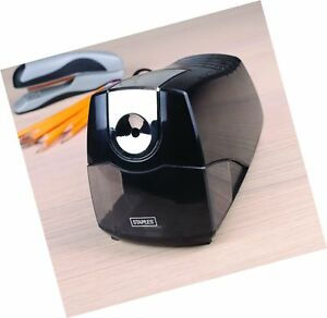 Staples Power Extreme Electric Pencil Sharpener Heavy duty Black