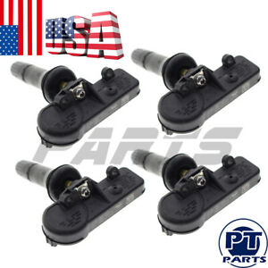 4 Tire Air Pressure Monitor Sensors Tpms 28103sg000 For Subaru Forester Impreza