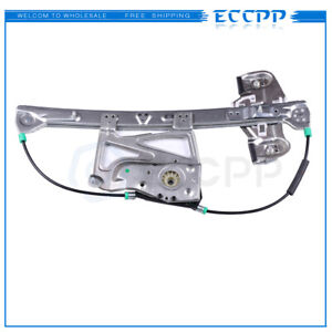 Power Window Regulator Without Motor For Cadillac Deville Front Passenger Side
