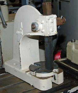 Famco No 2 Arbor Press 2 Ton inv 33256