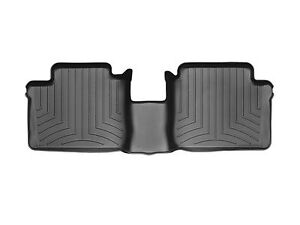 Weathertech Floorliner Floor Mats For Toyota Camry 2002 2006 2nd Row Black