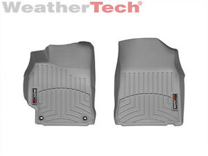 Weathertech Floorliner Floor Mats For Toyota Camry 2012 2014 5 1st Row Grey