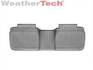 Weathertech Floorliner Floor Mats For Toyota Camry 2012 2017 2nd Row Grey