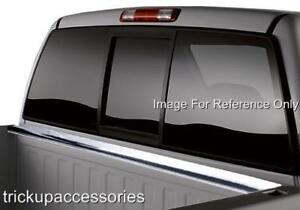 Front Bed Cap For Ford Ranger Pickup 82 92 Mirror Polished Stainless Steel