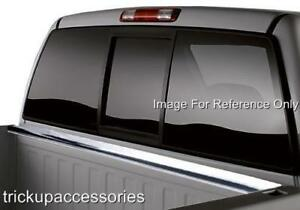 Front Bed Cap For Toyota Tacoma Crew Cab 01 04 Mirror Polished Stainless Steel