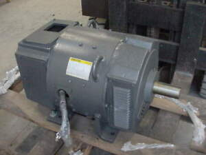 New Baldor 60 Hp Dc Electric Motor Cat D5060p 500v Frame 365 6at