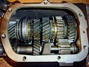 Saginaw 4 Speed 3 11 First 10 27 Splines Rebuilt One Year Warranty